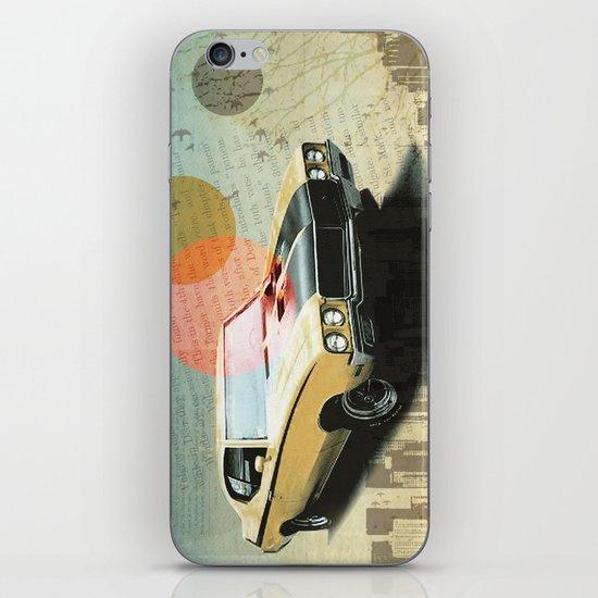 Buick Gran iPhone & iPod Skin