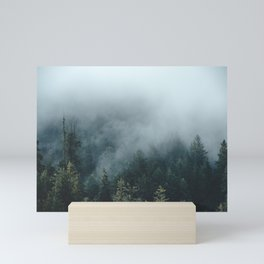 The Smell of Earth - Nature Photography Mini Art Print