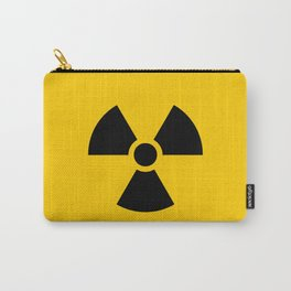 Radioactive signal, danger signal for warning Carry-All Pouch