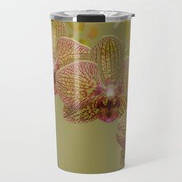 Orchid Spray Travel Mug