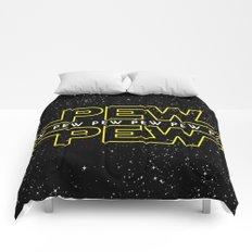 Pew Pew v2 Comforters