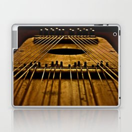 Ukelin Strings Laptop & iPad Skin