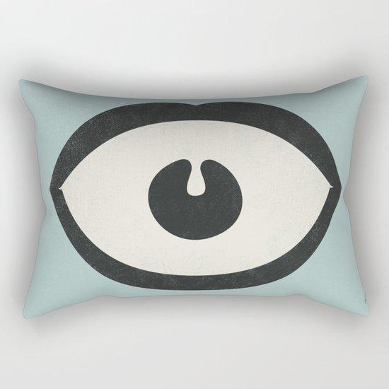 Eye Scream Rectangular Pillow