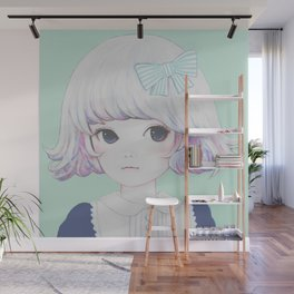 「Spring Mint! 」 Wall Mural