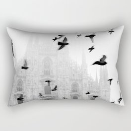Duomo Milano Rectangular Pillow