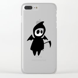 Petitemort Clear iPhone Case