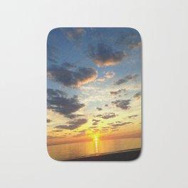 Acidic Sunrise - DreamScapes Collection Bath Mat