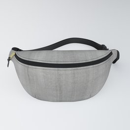 Pantone Pewter Dry Brush Strokes Texture Pattern Fanny Pack