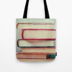 Books Love Tote Bag