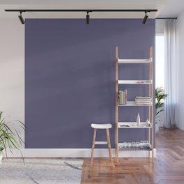 Solid Light Purple Grape Color Wall Mural