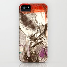 Dissociate iPhone Case