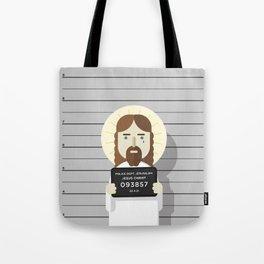 Jesus's arrest Tote Bag
