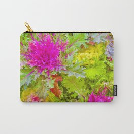 Colorful Nature Print Photo Carry-All Pouch