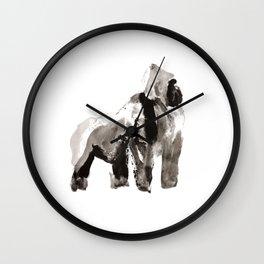 SilverBCK Wall Clock