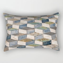 Pompeii Floor Rectangular Pillow
