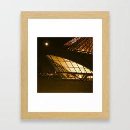 Closed Art Framed Art Print