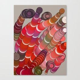 WURM #1 Canvas Print