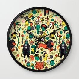 More Things Wall Clock