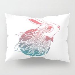 Dreaming Down the Rabbit Hole Pillow Sham