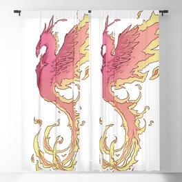 Phoenix Ember Blackout Curtain