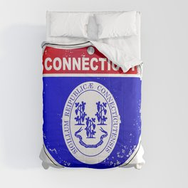 Connecticut  Interstate Sign Comforters
