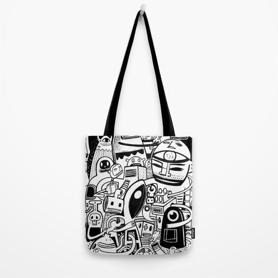 BIG - BW Tote Bag