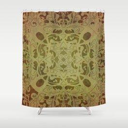 Elizabethan Era Shower Curtain