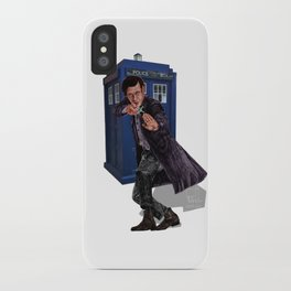 11th Doctor iPhone Case