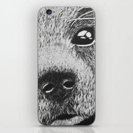 Cavalier puppy iPhone Skin