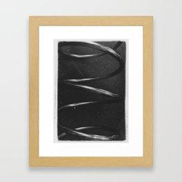 Coil2 Framed Art Print