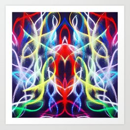 Fractale #6 Art Print