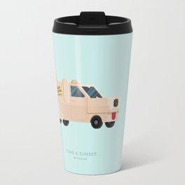 Dumb and Dumber  | Famous Cars Travel Mug