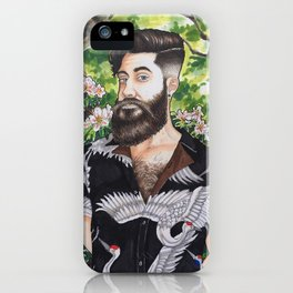 Self Portrait 2017 iPhone Case