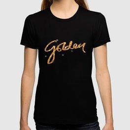 Kylie Minogue Golden Tour 2018 T-shirt