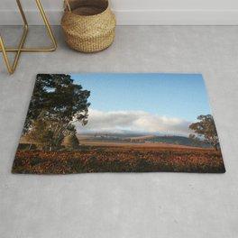 Barossa Valley Sunrise Landscape Rug