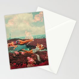 Those Pink Afternoons Stationery Cards
