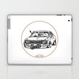 Crazy Car Art 0037 Laptop & iPad Skin