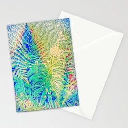 Fern and Fireweed 05 (everyday 15.01.2017) Stationery Cards