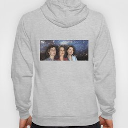 THE THREE GREAT LADIES Hoody