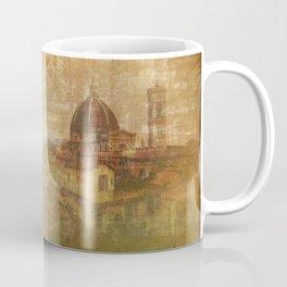 Italian Manuscript Coffee Mug