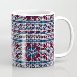 Pattern in Grandma Style #18 Coffee Mug