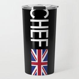 Chef (British Flag) Travel Mug