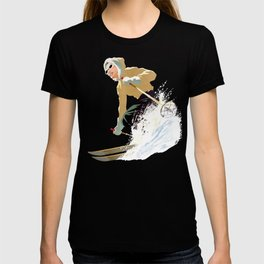 VINTAGE SKI T-shirt