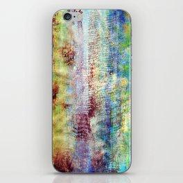 Summer spray iPhone Skin