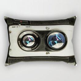Vintage Camera Rectangular Pillow