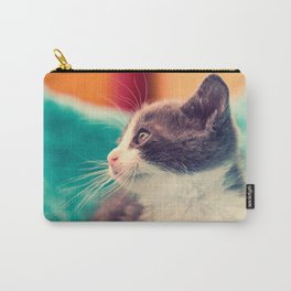 Billy The Cat Carry-All Pouch