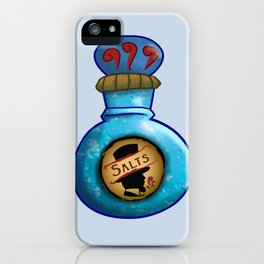 Salts Bottle iPhone Case