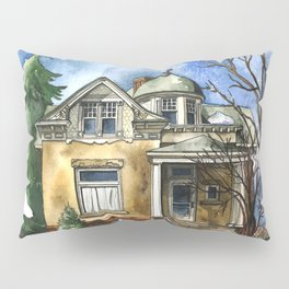 The Little Brown Bungalow Pillow Sham