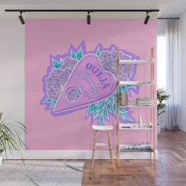 Ouija Planchette - Kawaii Wall Mural
