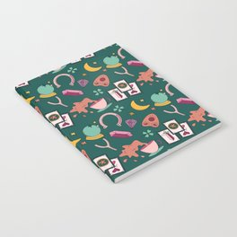 Fortune Telling for Good Luck Notebook